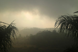 Figure 4: Photo of the Indian hill station, Khandala.